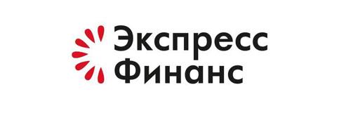 Логотип ЭкспрессФинанс