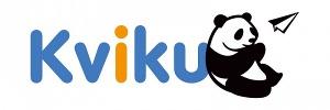 Логотип Kviku