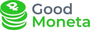 Логотип Goodmoneta