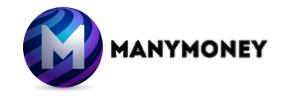 Логотип ManyMoney