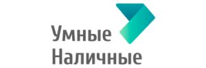 Логотип МКК Умные наличные